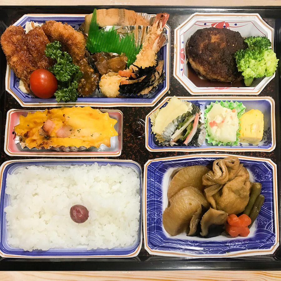 1500円弁当